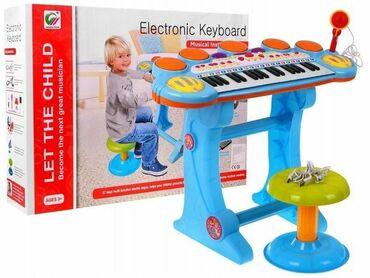 зарядное 5v в Азербайджан: Piyano oyuncaq 4 AA 4 x 1.5V batareyadan (daxil deyil) və ya təchiz