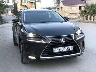 Lexus Azərbaycanda: Lexus NX 2018 | 150 km