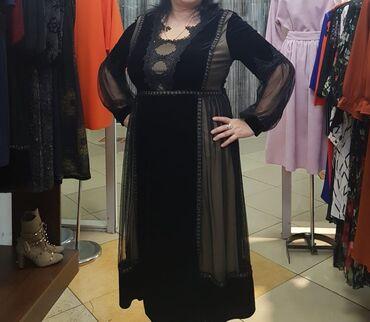 платье из королевского бархата в Кыргызстан: Продаю платье, королевский бархат. Одела на той, на пару часов. Как
