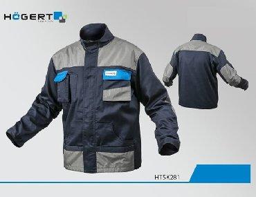 Muški Duksevi   Subotica: Bluza Hogert OxfordOpis proizvoda:- radna bluza s jakim i tešnim
