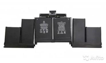 аккумуляторы для ноутбуков apple в Кыргызстан: Аккумулятор a1618,a1494 на apple