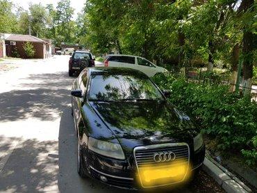 Очень Срочно Ауди а6 2006 год цвет черный в Бишкек