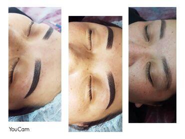где купить трафарет для бровей в Кыргызстан: Теневая расстушевка, перманентный макияж, стрелки, глаза, губы, татуа
