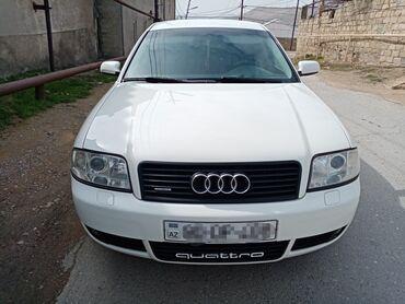 audi-a6-3-multitronic - Azərbaycan: Audi A6 3 l. 2004 | 235000 km
