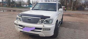 Транспорт - Буденовка: Lexus LX 4.7 л. 2006