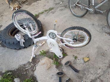 Велосипеды - Кыргызстан: Велосипед в не рабочем состоянии