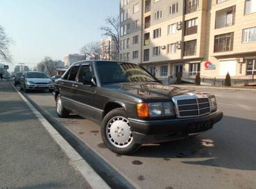 Mercedes-Benz 190 1988 в Бишкек