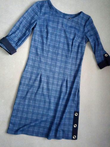 Платье бу, в хорошем сосстоянии. в Бишкек