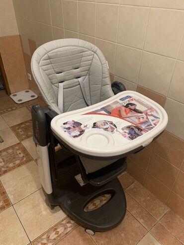 Продаю стульчик для кормления  Стульчик траснформер Peg Perego Tatamia