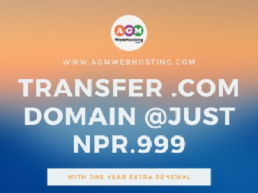 Transfer Domain Name in Nepal - How to Buy Domain Name in Nepal  Frust