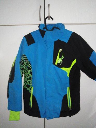 Dečije jakne i kaputi | Uzice: Original Spyder ski decija jaknavel 12Cena 1500