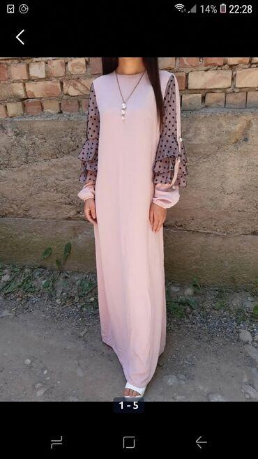 платья костюмы вечерние в Кыргызстан: Продаю новые платья. 46 размер. Костюм одевала пару раз, отдам за 700