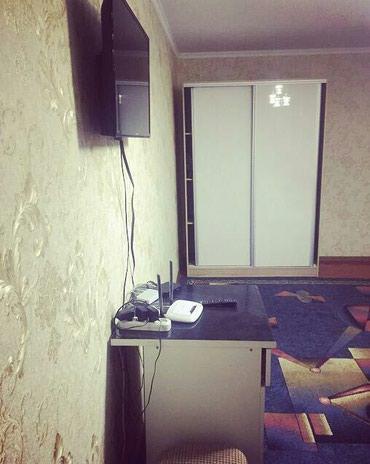 Гостиница 1 ком квартира 8 микр час ночь сутки по часовая wi Fi в Бишкек