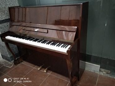 Bakı şəhərində Piano satılır Çatdırılma köklenme pulsuzdur 5 il zemanet verilir