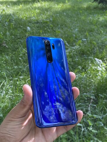 Б/у Xiaomi Redmi Note 8 Pro 64 ГБ Синий