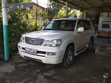 Lexus LX 4.7 л. 2006 | 185800 км