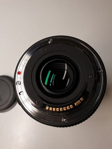 Obyektivlər və filtrləri - Azərbaycan: Sigma 70-300 f4-5.6 Canon üçün (makro da çəkir) əla vəziyyətdədir, çox