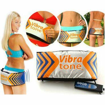 Массажный пояс для похудения Vibra toneФункции массажного