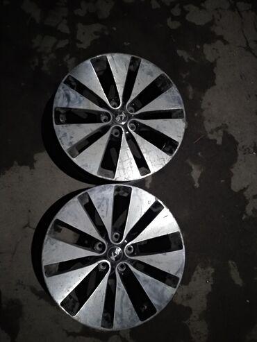Продаю диски на KIA K5 R18 в идеальном состоянии ! Комплект 4 шт. БЕЗ
