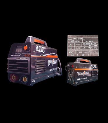 Svarka aparati yeni keyfiyyətli təmiz argenal 400amper