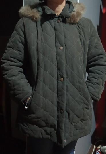 Ženska odeća | Vrbas: Ženska zimska jakna,izuzetno topla,odlicno ocuvana. jedino potrebno
