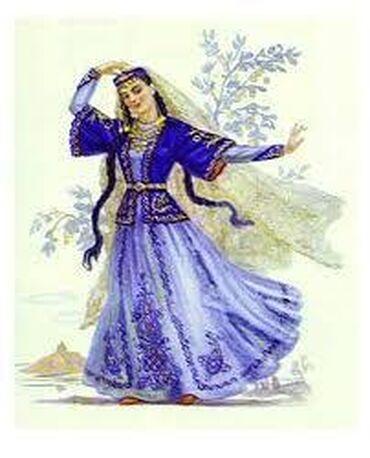 Reqs dersleri bakida - Азербайджан: 5-8 yawli qizlara milli reqs oyredirem Unvan: Xirdalan dairesi