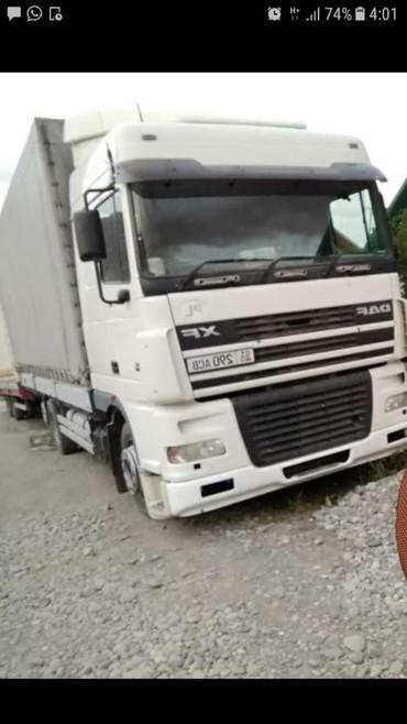 Редуслим купить в бишкеке - Кыргызстан: DAF 95 тандем 124куб состояние отличное! Мех. Ретарда. Возможен обмен