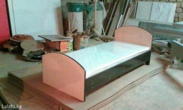 кровать, мы делаем сами, принимаем заказы, с доставкой. в Бишкек