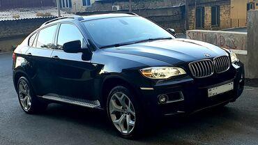 bmw m5 4 4 m dkg - Azərbaycan: BMW X6 4.4 l. 2013 | 77000 km
