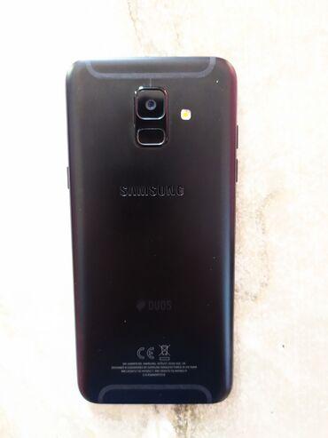 audi a6 28 mt - Azərbaycan: İşlənmiş Samsung Galaxy A6 32 GB qara