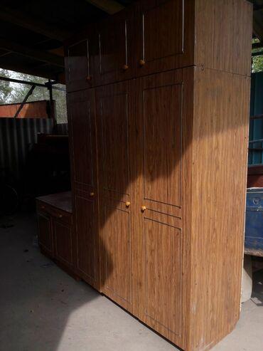 Мебель - Беловодское: Шкафы