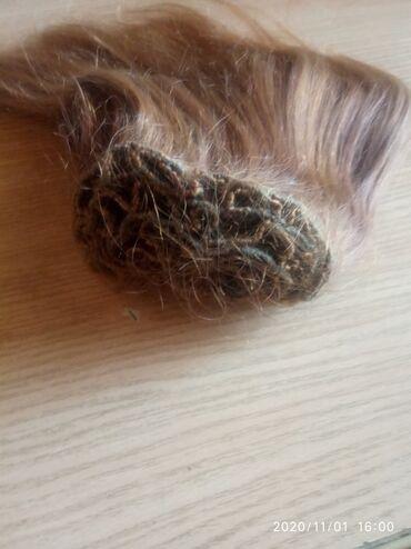 Шиньон натуральный волос,качество хорошее цена 500 с