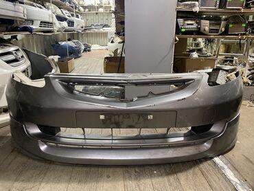 spojler honda в Кыргызстан: Бампер с губой Хонда Фит нерест -4500с