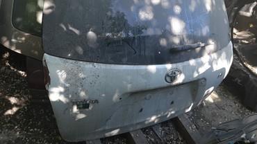 toyota tamaraw в Кыргызстан: Крышки багажника на toyota highlander toyota RAV4