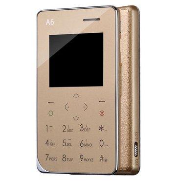 """Bakı şəhərində Aiek a6 1. 77"""" card phone teze karobkanin icinde."""