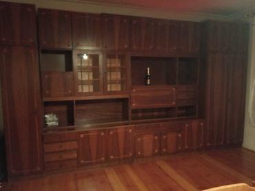 шкаф в гостинную в Азербайджан: Гостинная мебель «Дана Румыния» Стенка ширина: Пенал- 45 см Платяной ш