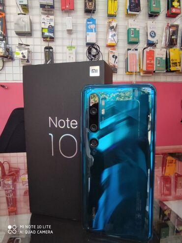 phone - Azərbaycan: Yeni Xiaomi Mi Note 10 128 GB Göy