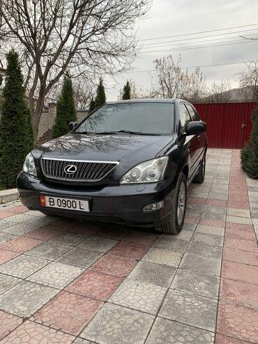 московская 191 в Кыргызстан: Lexus RX 3 л. 2003 | 191000 км