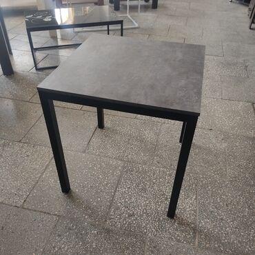 продам кухонный стол in Кыргызстан | СТОЛЫ: Стол 70х70х75 цемент темный