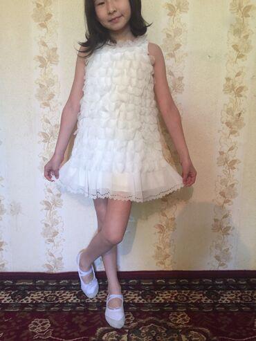 Детские платья в Кыргызстан: Продаю детские платья на возраст 4-9 лет. Разные, смотрите фото