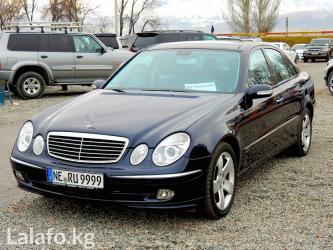 Mercedes-Benz E-Class 2002 в Бишкек