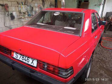 двигатель мерседес 124 2 3 бензин в Кыргызстан: Mercedes-Benz 190 2 л. 1983