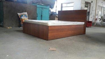 Продаю двух спалный крават размер 190/150 в Бишкек - фото 3