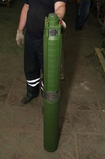 Агрегат ЭЦВ 6 представляет собой агрегат, состоящий из электрического