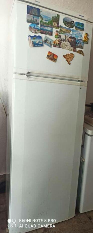 Б/у Белый холодильник Nord