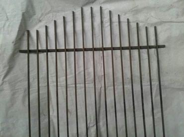 Металлическое ограждение. l 9.8m, h 180m. Цена 2500м2. в Бишкек