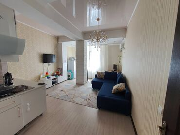 Продажа, покупка квартир в Кыргызстан: Продается квартира: 2 комнаты, 52 кв. м