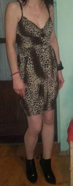 Prelepa Tally Weijl haljina, nosena jednom za NG. Bez ostecenja, - Kula