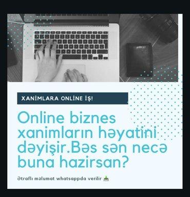 muehafiz isi - Azərbaycan: Şəbəkə marketinqi məsləhətçisi. Təhlükəsiz biznes. 18-29 yaş. Natamam iş günü
