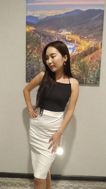 юбка карандаш на высокой посадке в Кыргызстан: Новая юбочка карандаш